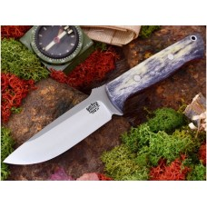 Bark River Bravo 1 Blue Camelbone 3V
