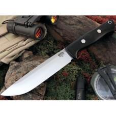 Bark River Bravo 1.5 Black Micarta Field Knife