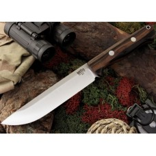 Bark River Bravo 1.5 Macasser Ebony Field Knife