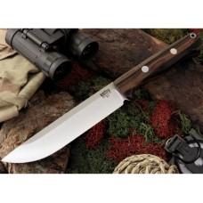 Bark River Bravo 1.5 Macasser Ebony Field Knife
