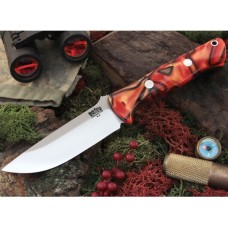 Bark River Bravo 1 Bengal Kirinite Rampless