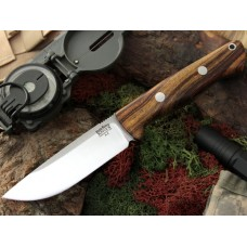 Bark River Bravo 1 Desert Ironwood #2 Field Knife