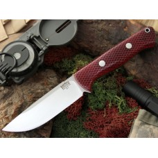Bark River Bravo 1 Red Ctek Field Knife