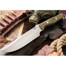Bark River Bravo Survivor 3V Green Canvas