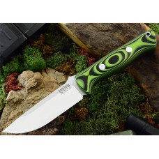 Bark River Bravo 1 Green and Black G10
