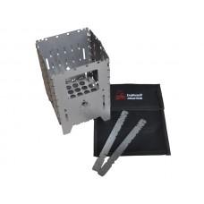 BushBox XL Vildmarkskök Titanium