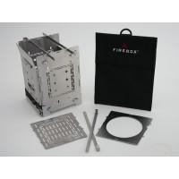 FireBox Vildmarkskök Deluxe Combo Kit