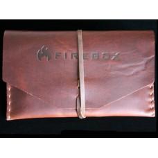 Läderväska till Firebox