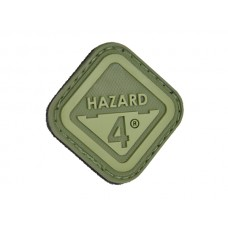 Hazard 4 Diamond Patch OD Green