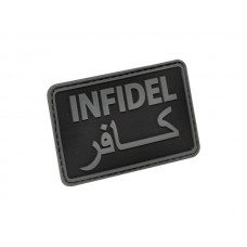 Hazard 4 Infidel Patch Black