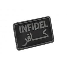 Hazard 4 Infidel Patch Black