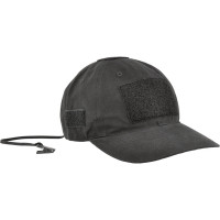 Hazard 4 PMC Classic Velcro Ball Cap - Black