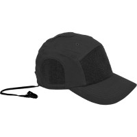 Hazard 4 Privateer Classic Velcro Ball Cap - Black