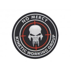 JTG No Mercy Kinetic Working Group velcro patch