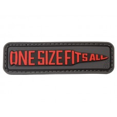 JTG One Size fits all velcro patch