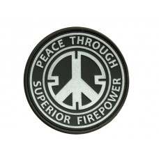 JTG Peace patch swat velcro patch