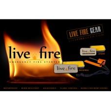 Eldstartare Live Fire
