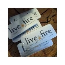 Eldstartare Live Fire 5-pack