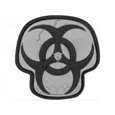 Maxpedition SWAT Biohazard Skull Patch