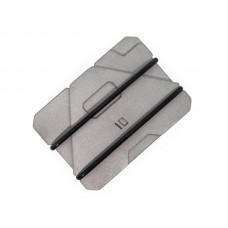 Obstructures A3 three-plate wallet
