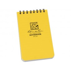 Rite in the Rain 3 x 5 Top Spiral Notebook Gul