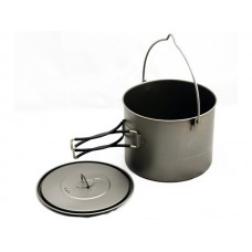 TOAKS Titanium 1300ml Pot with Bail Handle