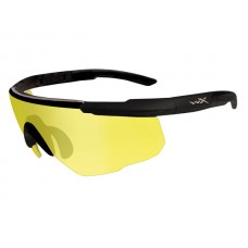 Skytteglasögon Wiley X Sabre Advanced Pale Yellow